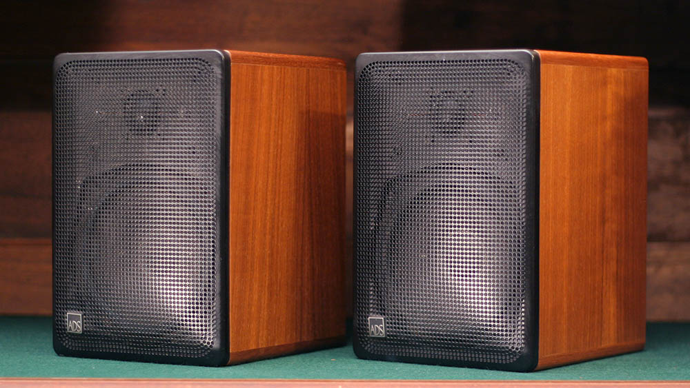 Vintage ADS L300 Bookshelf Speakers