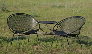 Salterini  double chair