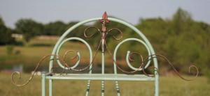 iron gate top