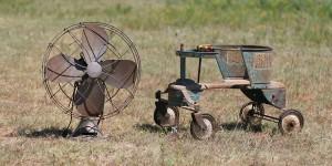 fan and walker