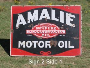 Sign 2 Side 1