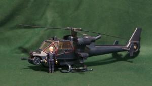 1983 Blue Thunder large toy