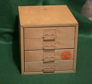 union small cabinet