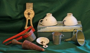 cannin items