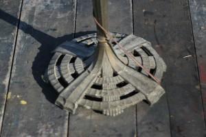 floor lamp brass