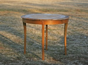 round table project 02