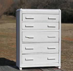 shabby chic dresser 01