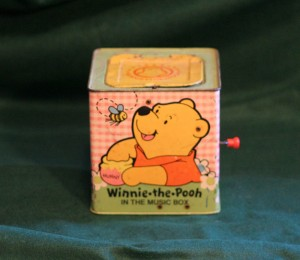 winnie the pooh in the box
