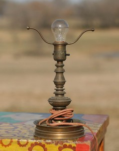 brass lamp 01