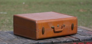 samsonite suitcase