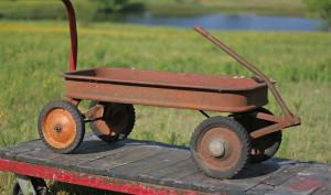 old ball wagon 2