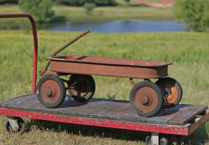 old ball wagon