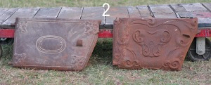 iron doors lot 2