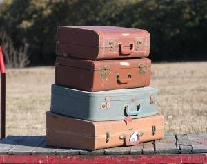misc suitcases 66