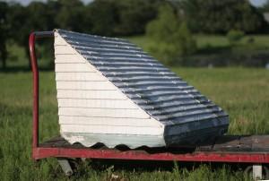 vintage awning