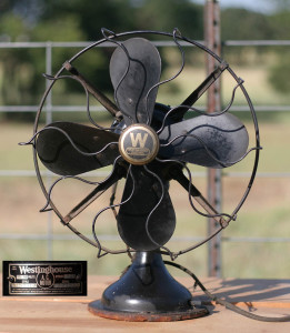 westing house electric fan.