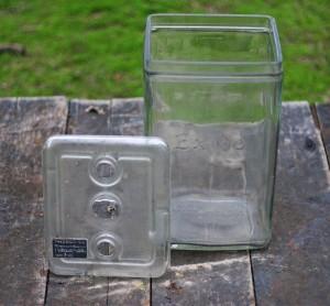 exide battery jar