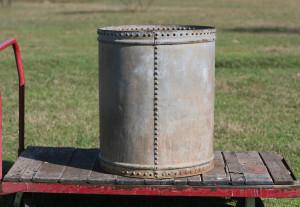 riveted barrel