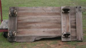 cart bottom