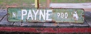 payne sign