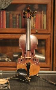 violin 05 Stradivarius copy - front -