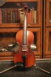 violin 1 - Franz Wilhelm 1911 front