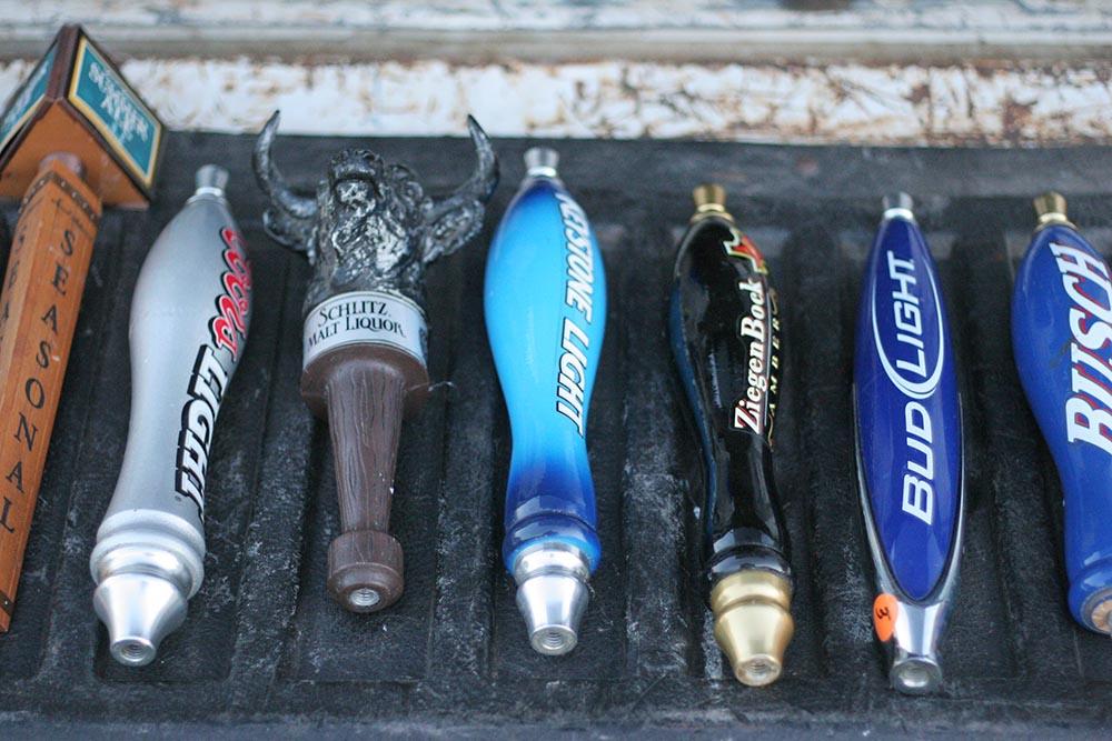 beer tap pulls 2